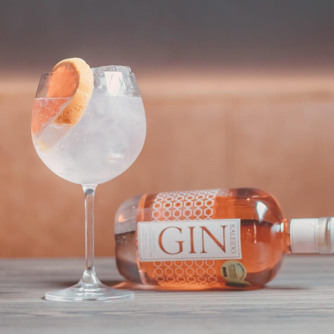 kaleidoscope gin