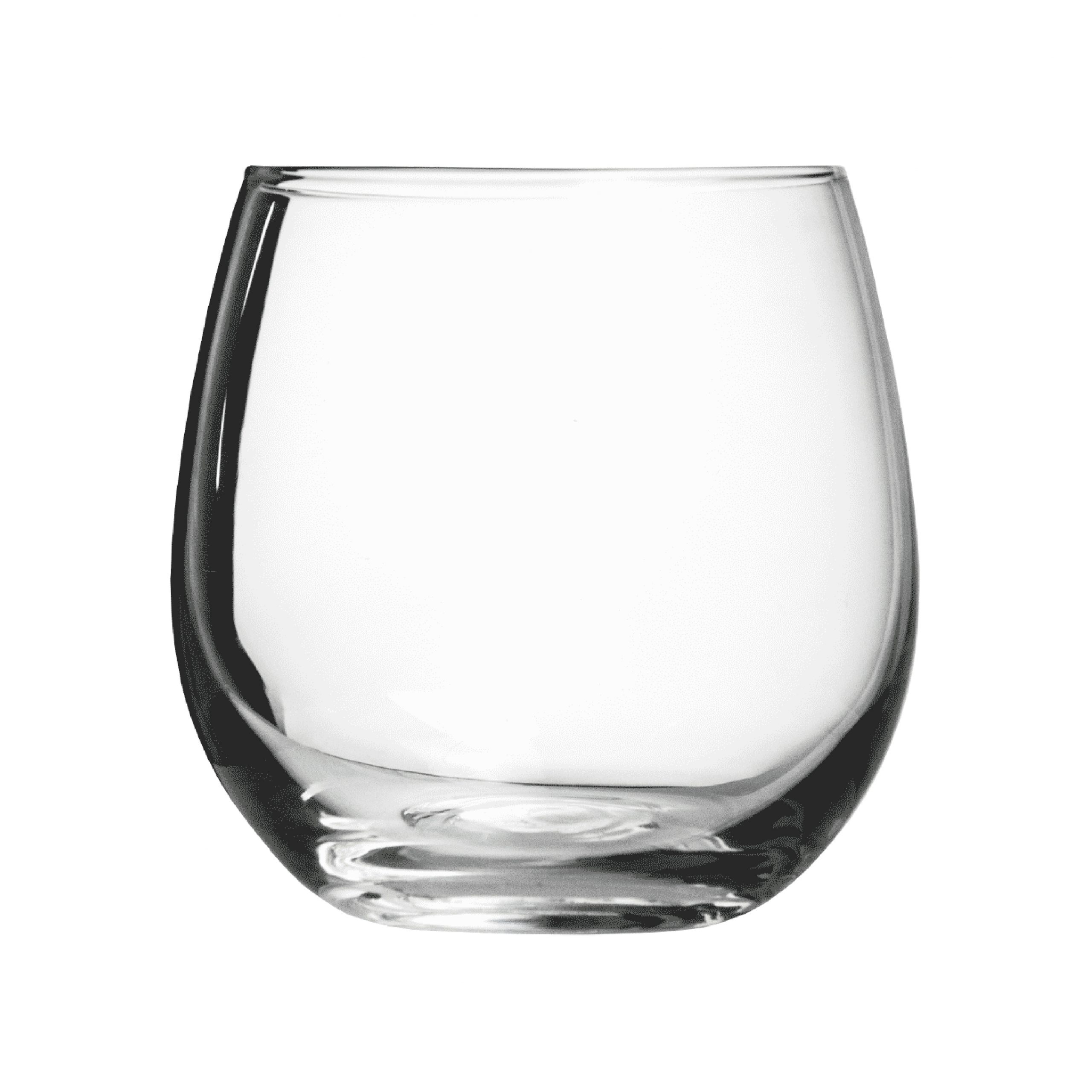 gin glass stemless