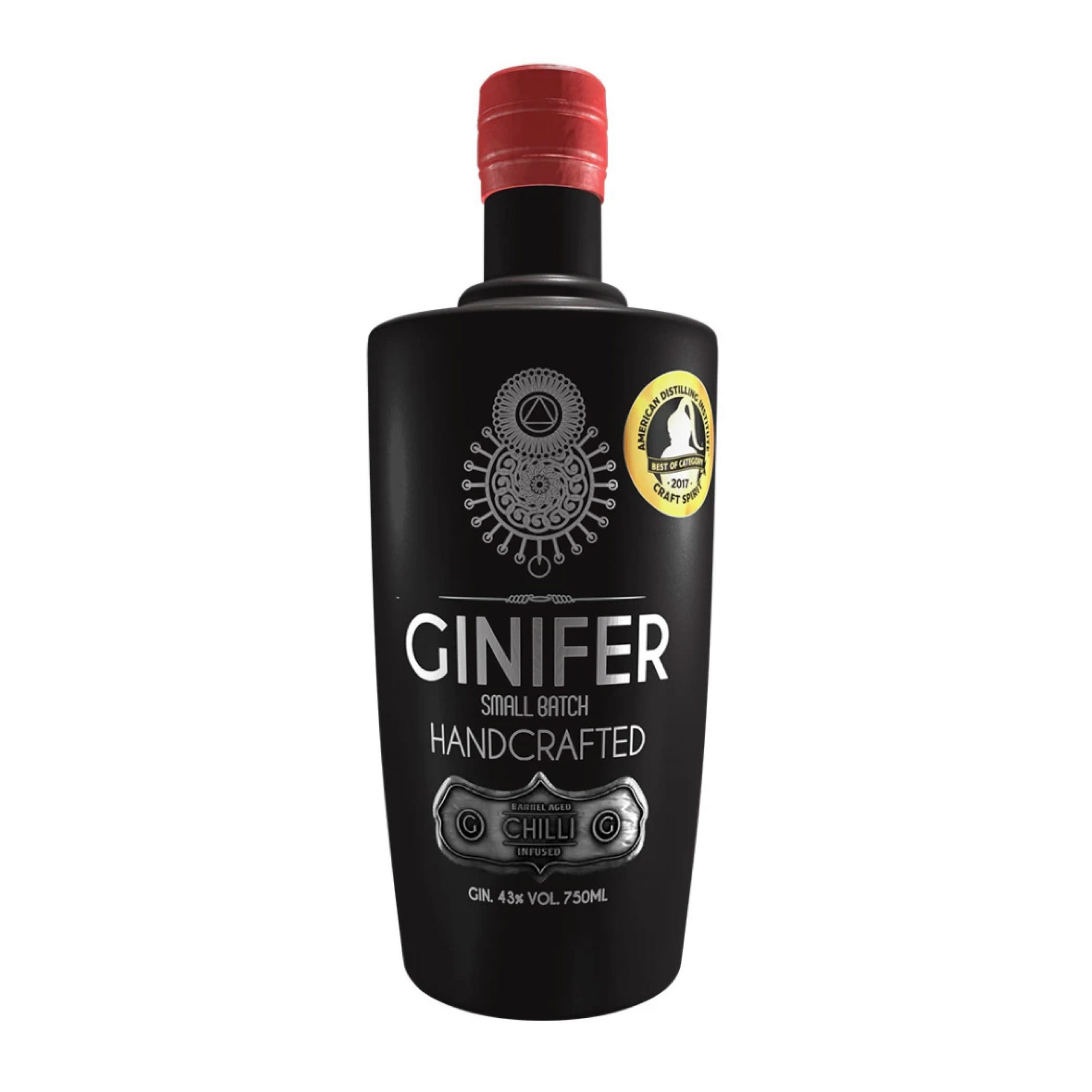 ginifer dry chilli gin