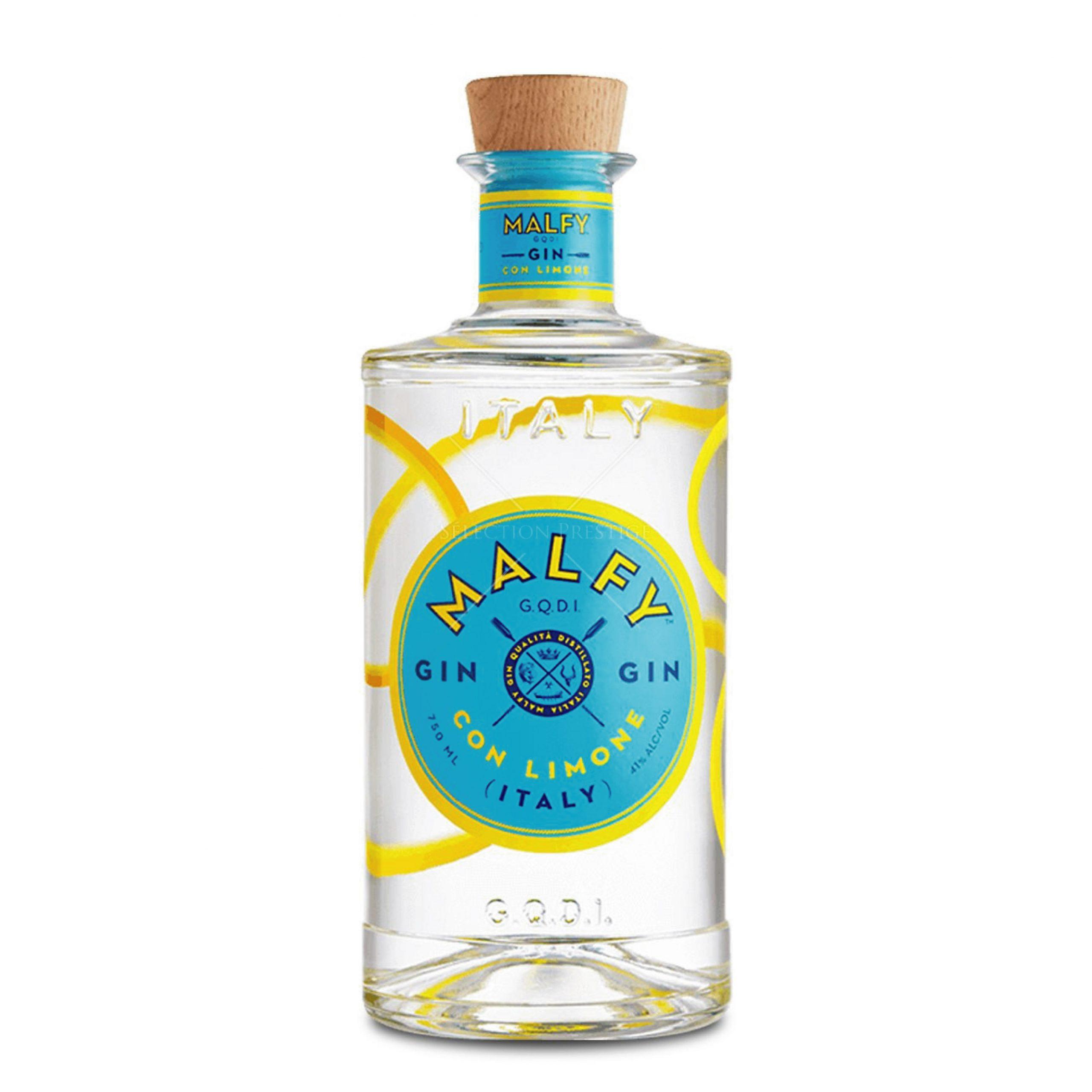 Malay limone gin