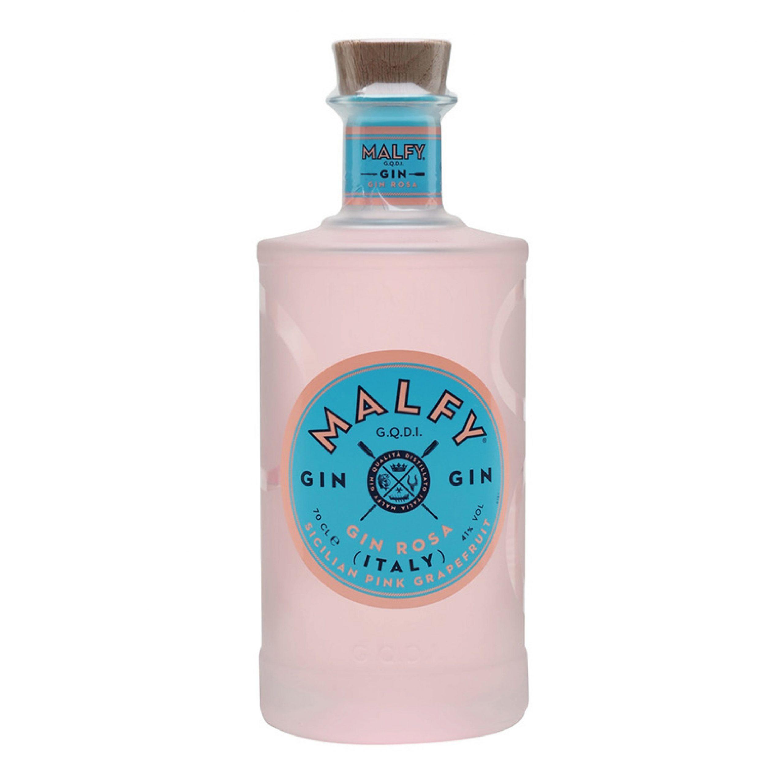 Malay rosa gin